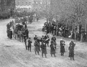 Funeral_procession,_Goderich,_Ontario,_1913