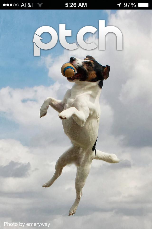 Ptch-pooch
