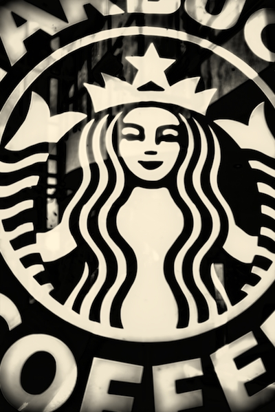 Lady-Starbucks-II