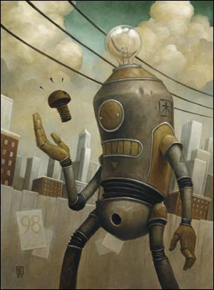 Brian Despain: The Discovery