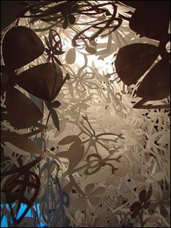 Tord Boontje: Midsummer Lights, Shadow Light, Wall Flowers
