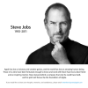 Link to The passing of Steve Jobs
